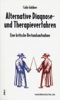 Colin Goldner: Alternative Diagnose- und Therapieverfahren